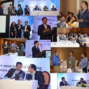 IIMnetWORK Pan IIM Alumni meet conference photos